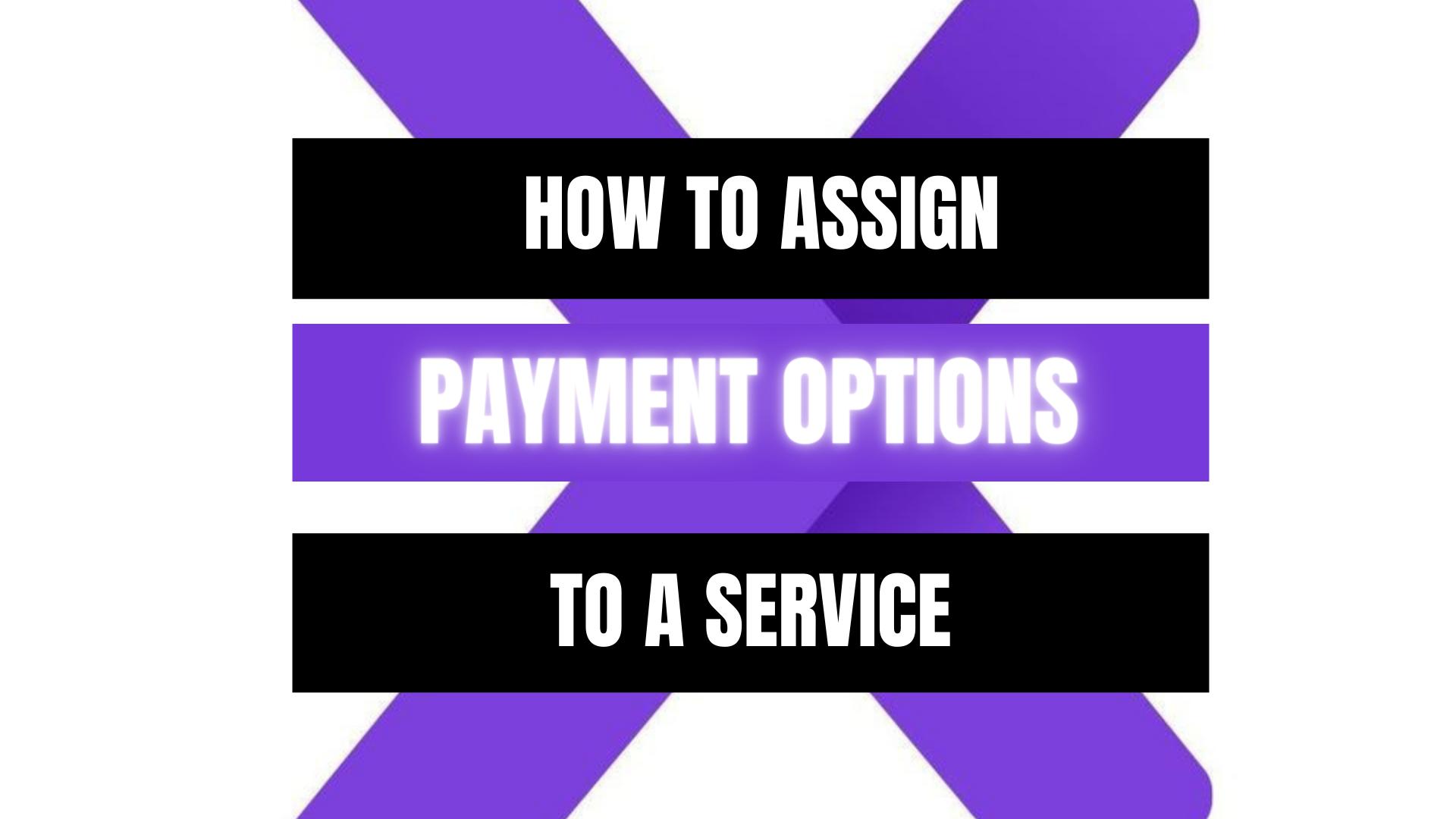 Peekaboox - Service Payment Options