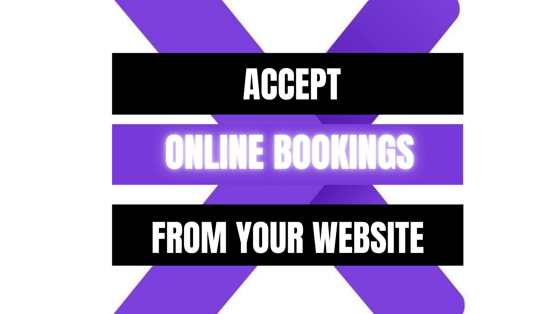 Peekaboox - Accept Bookins from Your Website