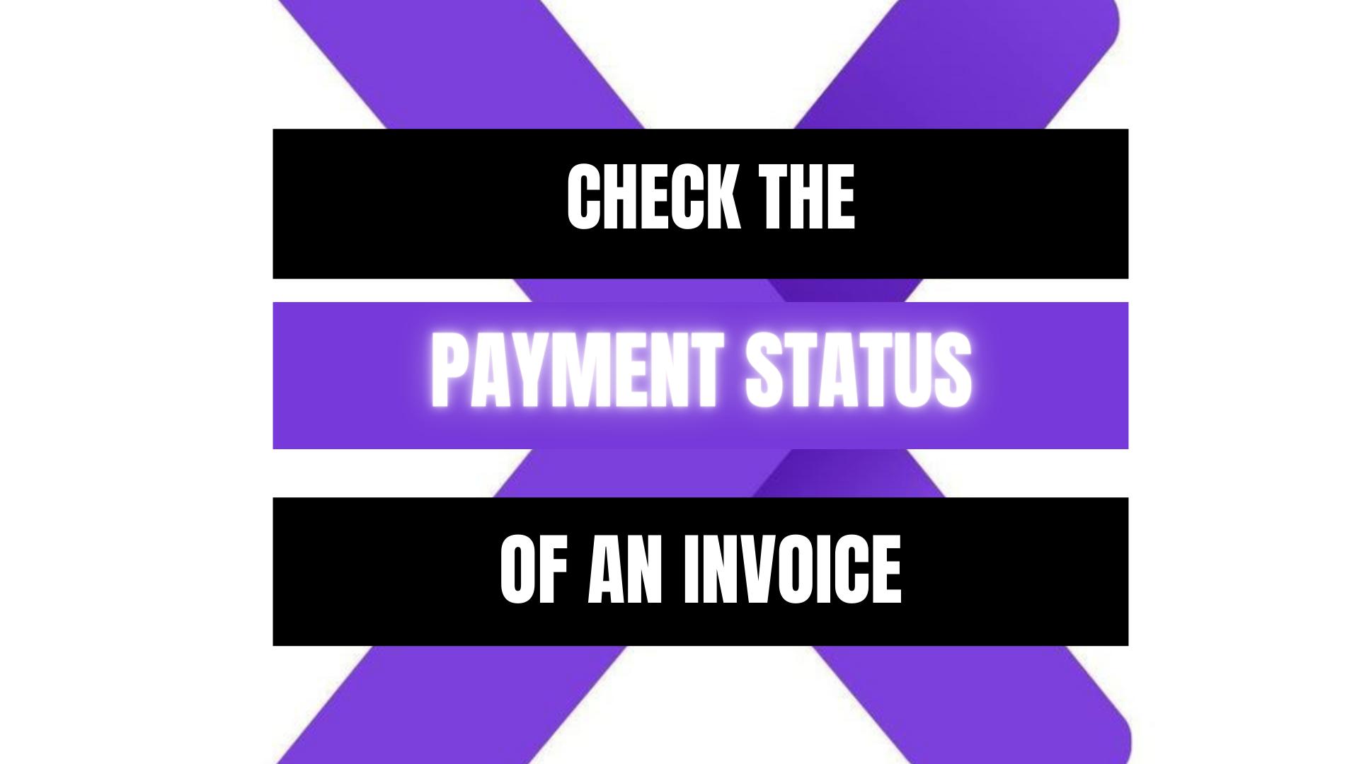 Peekaboox - Check Payment Status
