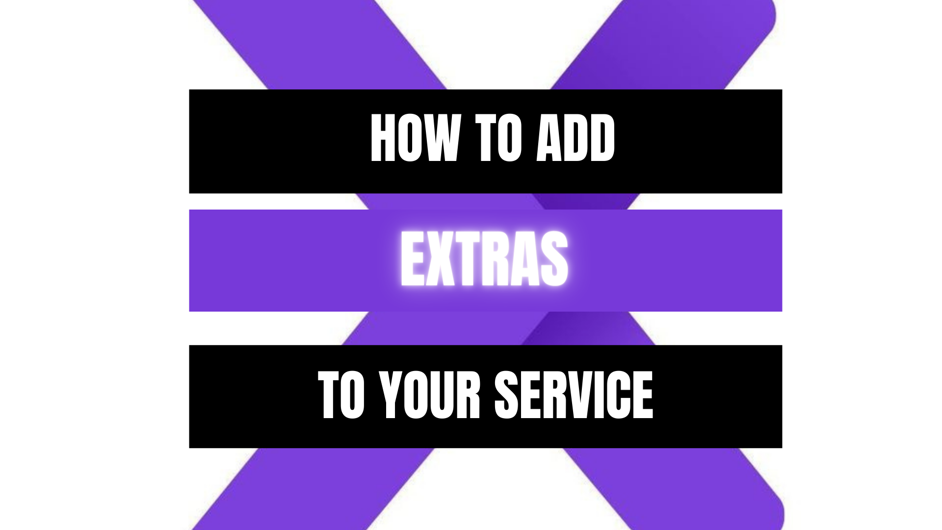 Peekaboox - Add Service Extras