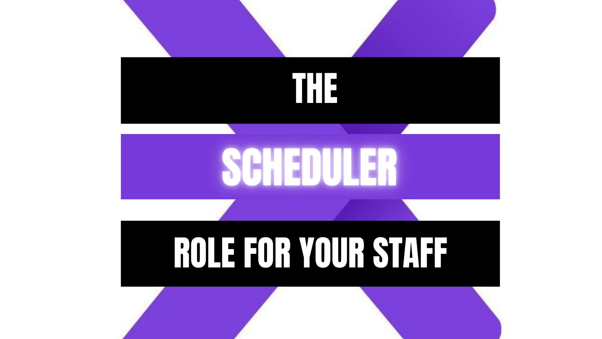 Peekaboox - Company Scheduler Role