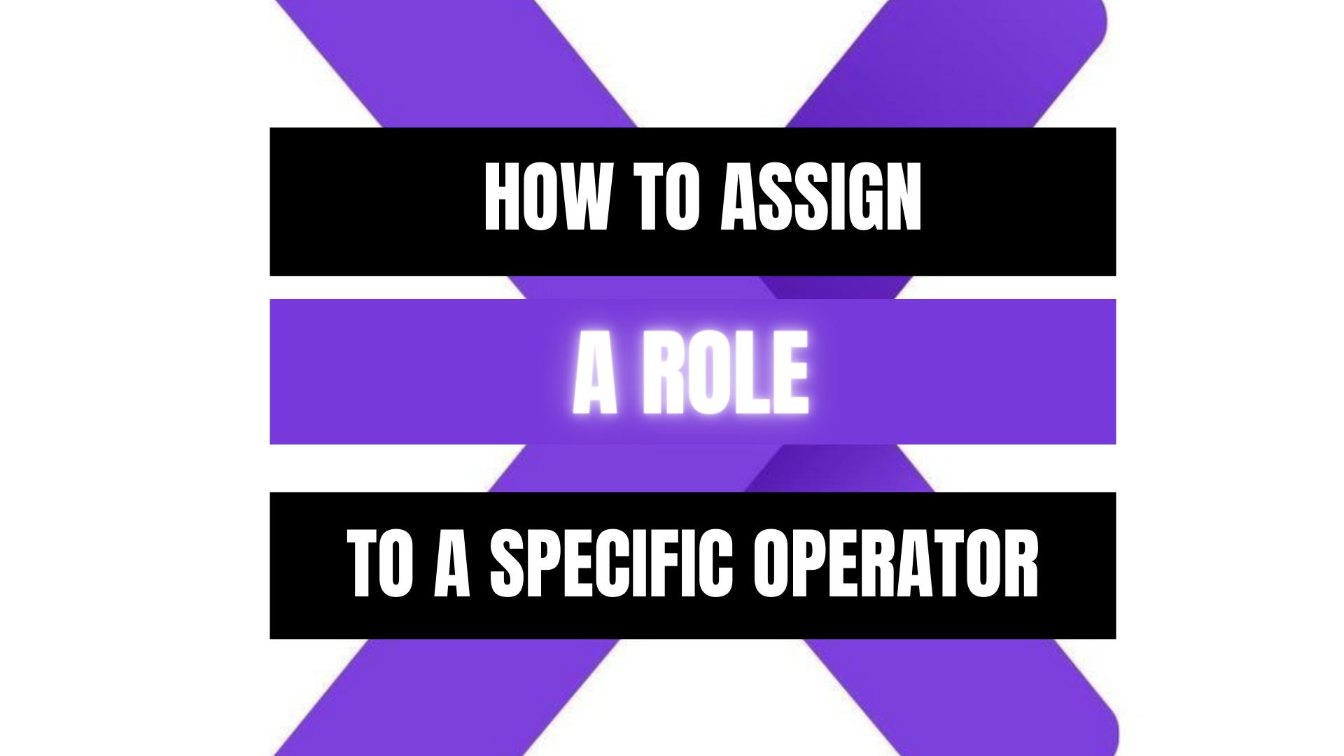 Peekaboox - Assign Staff Role
