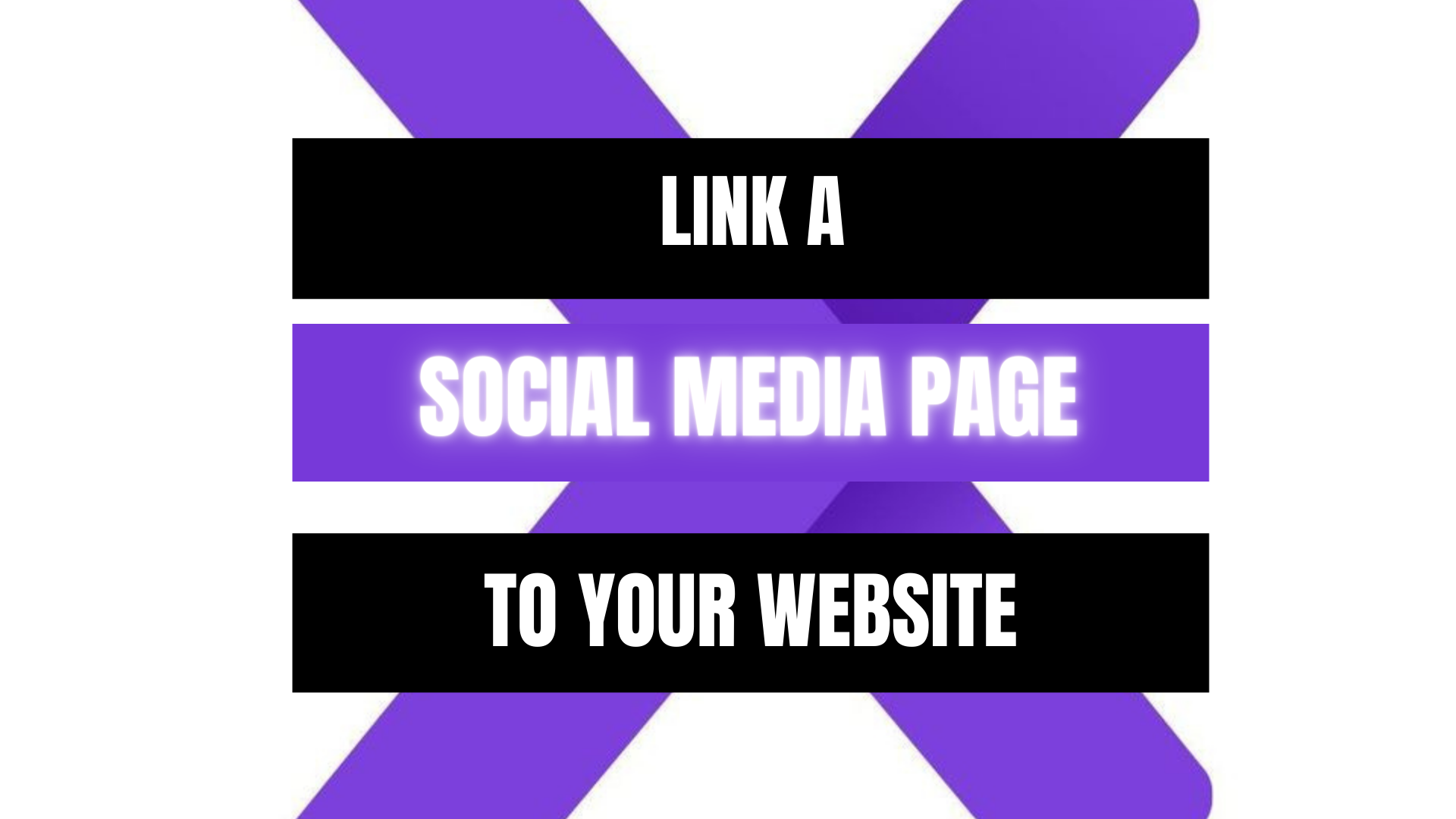 Peekaboox - Link social media page to your website